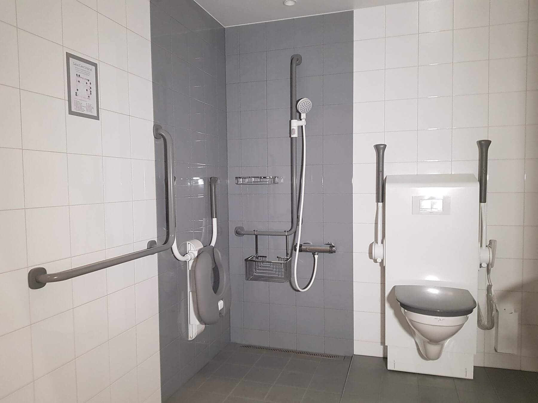 Bathroom modular
