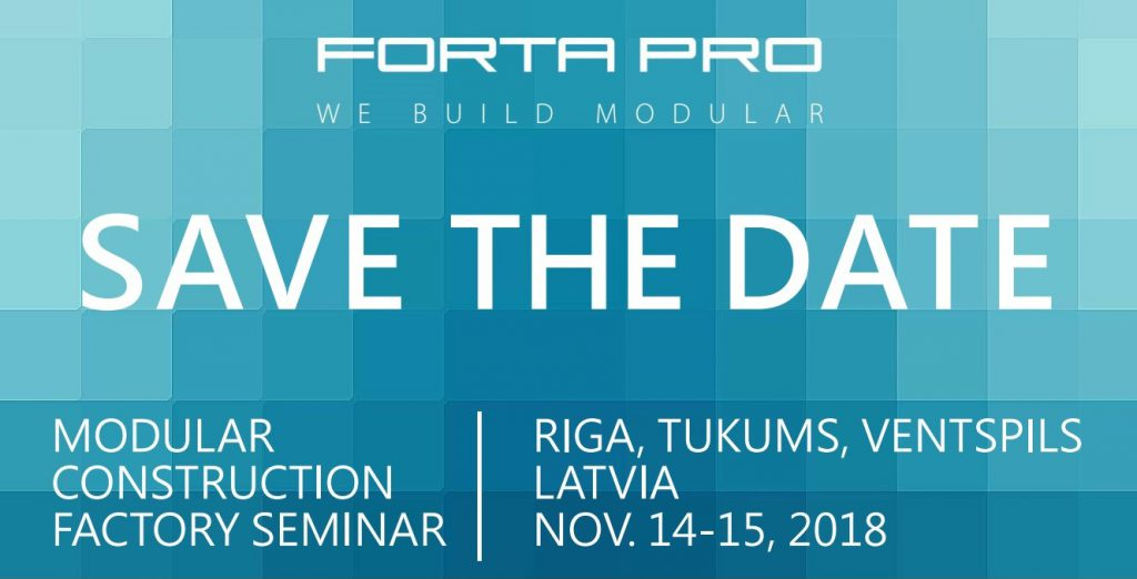 2 day Prefabricated Modular Construction Factory Seminar