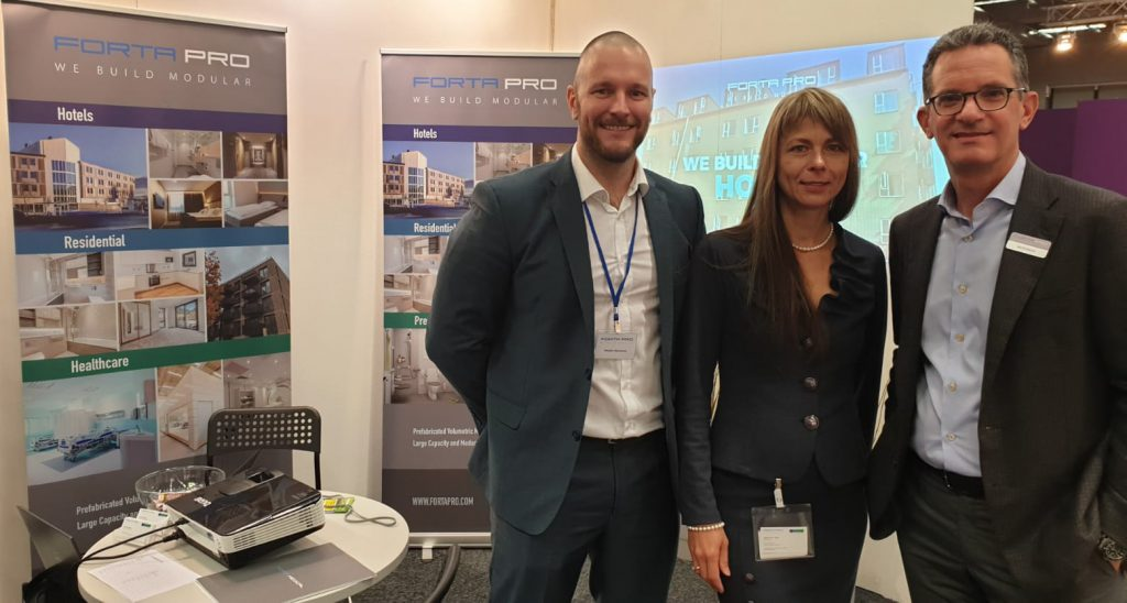 Nordic Property Expo, 2019