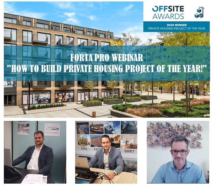"How to Build ""Private Housing Project of the Year"" Webinar!"