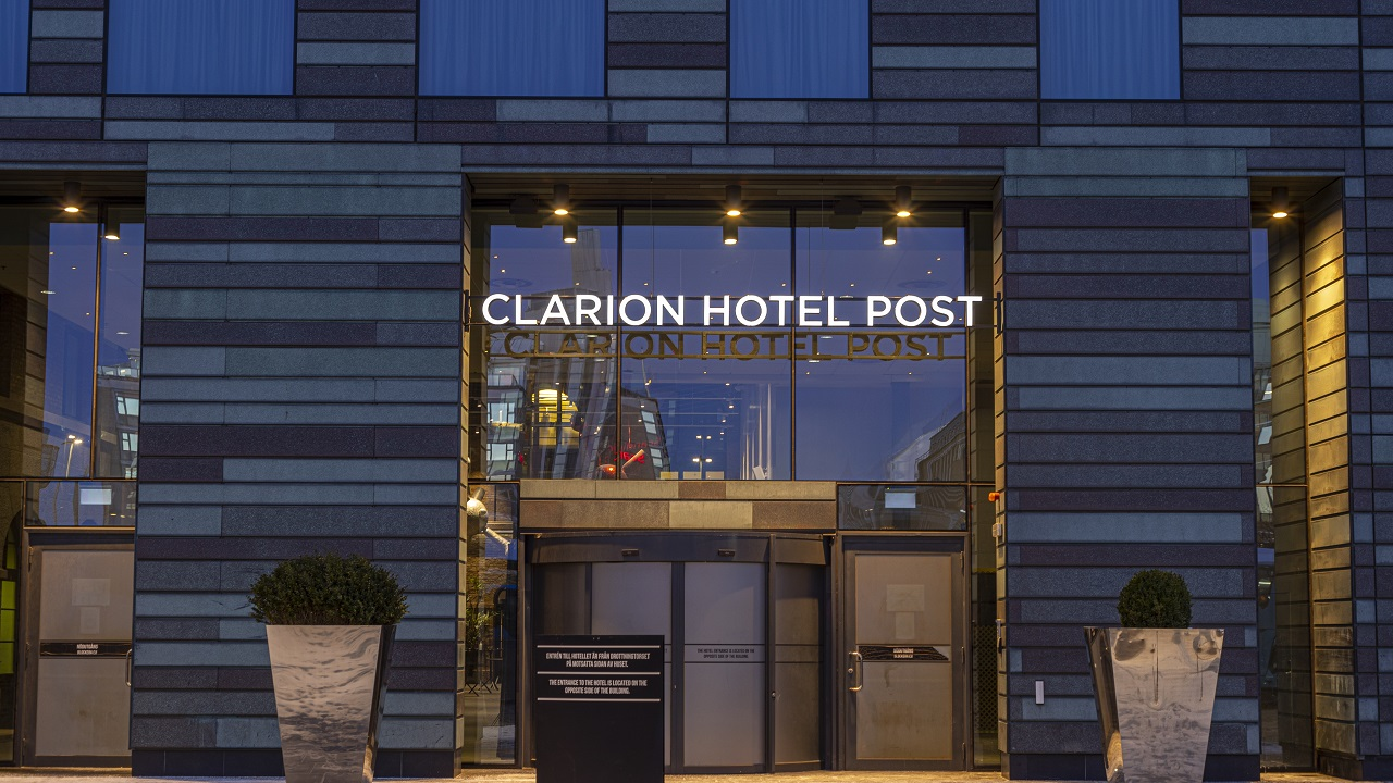 CLARION HOTEL POST EXPANSION